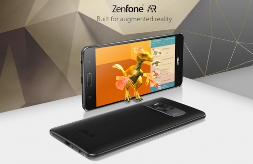 The first Android smartphone in the world with 8GB of RAM and OS Nougat