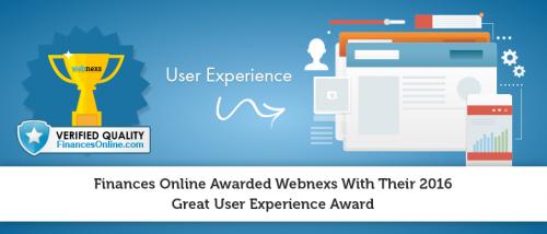 FinancesOnline Awarded Webnexs