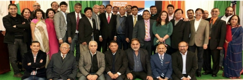Glorious India Organized a Pre-event Get-together in the US