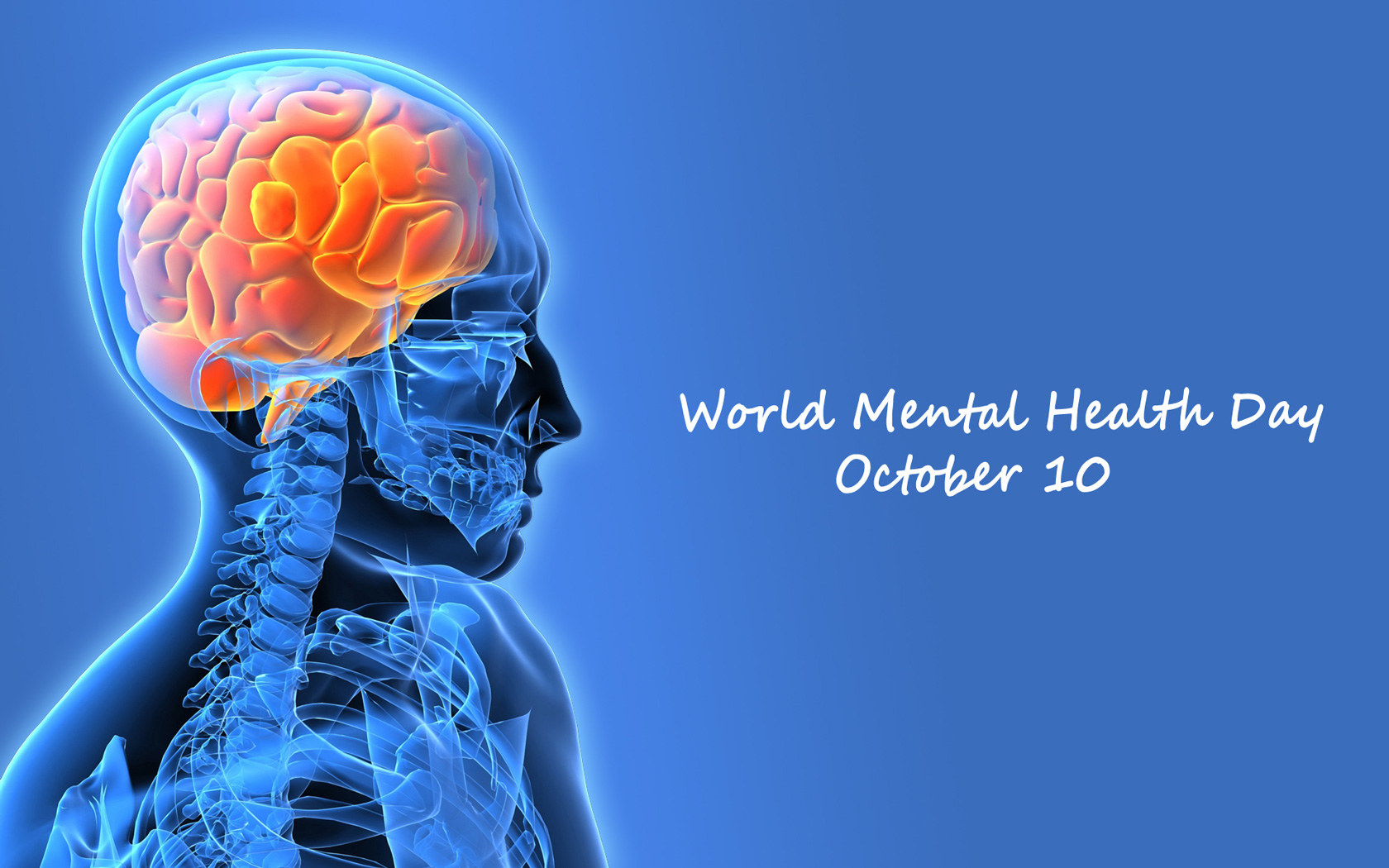 World Mental Health Day : Raising Aawareness of Mental illness.
