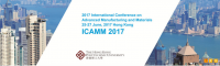 International Conference on Advanced Manufacturing and Materials (ICAMM 2017)