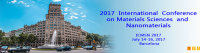 2017 International Conference on Materials Sciences and Nanomaterials (ICMSN 2017)