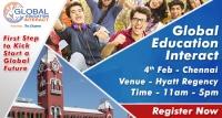 Global Education Fair 2017 in Chennai - Free Registration