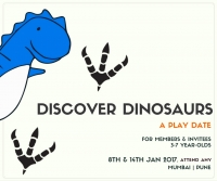 Discover Dinosaurs - A Play Date