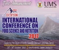 International Conference on Food Science and Nutrition 2017 (ICFSN 2017)