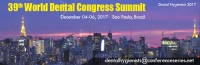 39th World Dental Congress Summit