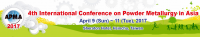The 4th International Conference on Powder Metallurgy in Asia