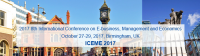 2017 8th International Conference on E-business, Management and Economics (ICEME 2017)