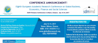 Eighth European Academic Research Conference on Global Business, Economics, Finance and Social Sciences - EAR17Greece