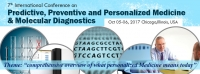 7th International conference on Predective preventive and Personalized Medicine & molecular diagnostics 2017