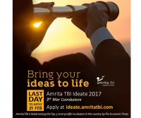 Amrita Tbi Ideate 2017