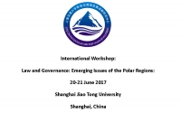 International Workshop: Law and Governance: Emerging Issues of the Polar Regions