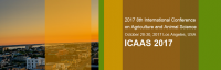 2017 8th International Conference on Agriculture and Animal Science (ICAAS 2017)