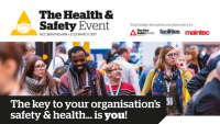 Health & Safety Barriers UK Exhibitions 2017