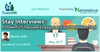 Stay Interviews: A Powerful Employee Engagement and Retention Tool