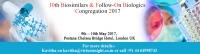 10th Biosimilars & Follow-On Biologics Congregation 2017