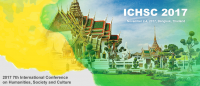 2017 7th International Conference on Humanities, Society and Culture - ICHSC 2017