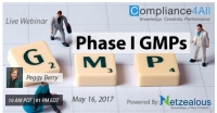 Phase I GMPs clinical trials