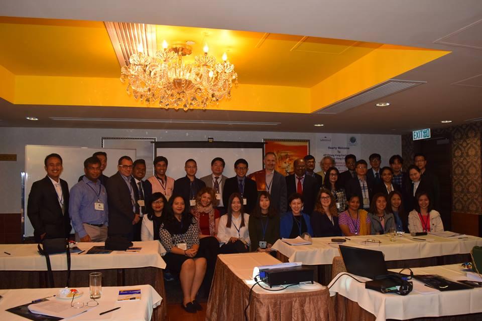 International Conference on Multiple Academic Disciplines, Taipei, Taiwan