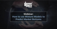 Webinar on How to use Mixture Models to Predict Market Bottoms