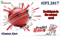 IPL 2017 Predict and Win Contest