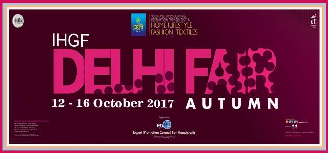 IHGF Delhi Fair Autumn 2017, Gautam Buddh Nagar, Uttar Pradesh, India