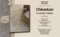 """Book launch of """" Chikankari""""   Niyogi Books"""