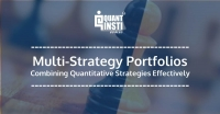 Webinar on Multi-Strategy Portfolios: Combining Quantitative Strategies Effectively.