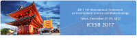 2017 7th International Conference on Environment Science and Biotechnology (ICESB 2017)