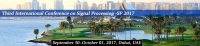 Third International Conference on Signal Processing (SP 2017)