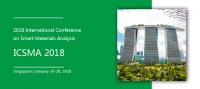 2018 International Conference on Smart Materials Analysis (ICSMA 2018)