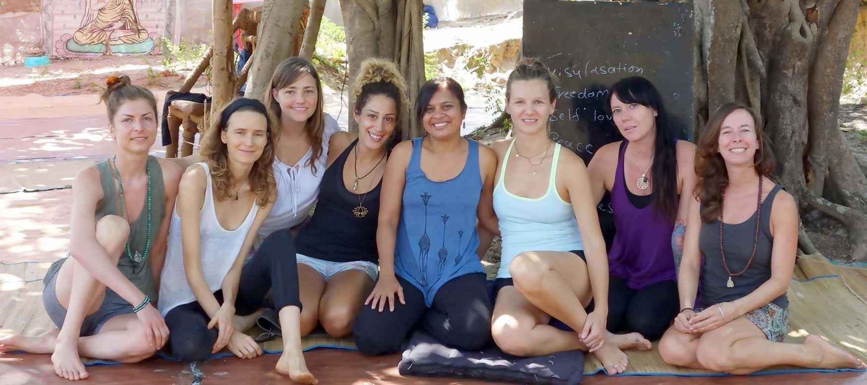 200 Hour Yoga Teacher Training Workshop India - Goa, North Goa, Goa, India