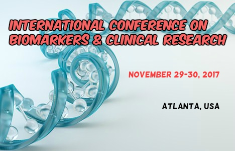 International Conference on Biomarkers and Clinical Research, Atlanta, Georgia, United States