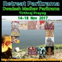 Retreat Parikrama: Dwadash Madhav Parikrama