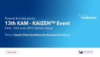 The 13th KAM KAIZEN™ Event