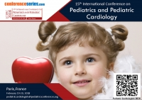 15th International Conference On Pediatrics and Pediatric Cardiology