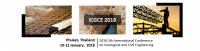 2018 5th International Conference on Geological and Civil Engineering (ICGCE 2018)