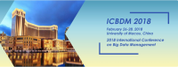 2018 International Conference on Big Data Management (ICBDM 2018)