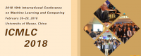 2018 10th International Conference on Machine Learning and Computing (ICMLC 2018)