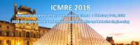 2018 4th International Conference on Mechatronics and Robotics Engineering (ICMRE 2018)