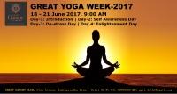 Great Yoga Week