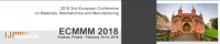 2018 2nd European Conference on Materials, Mechatronics and Manufacturing (ECMMM 2018)