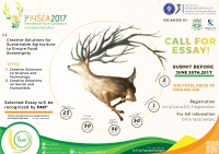 International Youth Symposium on Creative Agriculture (IYSCA) 2017