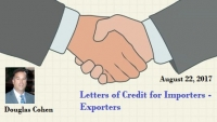 Letters of Credit are issued under the Customs and Practice 2017