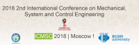 IEEE+ICMSC 2018-International Conference on Mechanical, System and Control Engineering