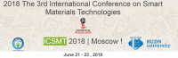 KEM+2018 The 3rd International Conference on Smart Materials Technologies (ICSMT 2018)