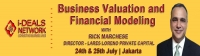 Business Valuation and Financial Modeling Workshop - 24th & 25th July, Jakarta