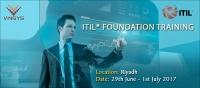 ITIL® Foundation course Certification Training in Riyadh