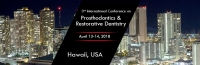 3rd International Conference on Prosthodontics & Restorative Dentistry