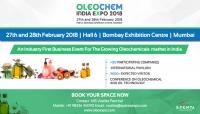 OleoChem India Expo 2018